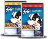 Hrana za mačke Felix 100g vrećica govedina ili piletina