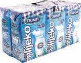 Trajno mlijeko Dukat 2,8% m.m. 6x1L