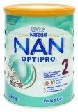 Zamjenska mliječna formula za bebe Nan 2 Nestle Optipro 800 g