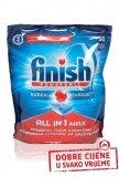 Finish All in 1 tablete za strojno pranje posuđa regular 50 kom.