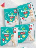 Pampers pelene carry pack