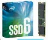 SSD disk 1TB M.2 QLC Intel 660p-2280