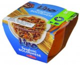 Spaghetti Bolognese ili piletina s povrćem Lino 190 g