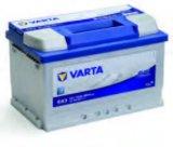 Akumulator Blue Dynamic FEB 12V 72Ah +D Asia Varta