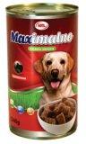 Mokra hrana za pse razne vrste Max 1240 g
