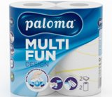 Papirnati ručnici Multifun Paloma 2/1