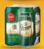 Svijetlo pivo Staropramen 4x0,5 l