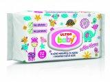 Vlažne maramice Ultra baby 72/1
