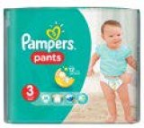 - 50 % pelene Pampers pants carry pack