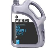Ulje Pantherol GTS Spezial 5 15W-40 5 l ili 10 l