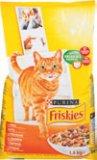Hrana za mačke suha Friskies razne vrste 1,5 kg
