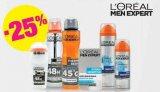-25% na sve L'oreal Men Expert proizvode