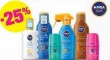 -25% na sve Nivea proizvode za sunčanje