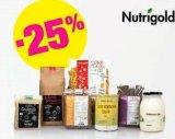 -25% na svu Nutrigold zdravu hranu