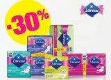 -30% na sve Libresse higijenske i dnevne uloške i tampone