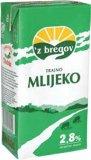 Trajno mlijeko 2,8 % m.m. 'z bregov 1 l