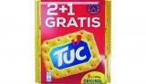 Kreker Tuc 2+1 gratis