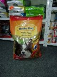 Hrana za pse govedina kroketi Hobby Dog Adult 10kg
