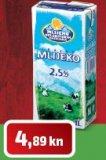 Trajno mlijeko MVP