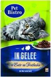 Mokra hrana za mačke vrećica više vrsta Pet Bistro 100 g