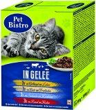 Mokra hrana za mačke Multi Pack Pet Bistro 12x100 g