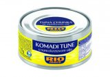 Komadi tune u suncokretovom ulju Rio Mare 160 g