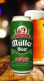 Pivo Muller 0,5 l