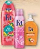-30% na Fa tekuće sapune 250 ml, gelove za tuširanje 250 ml, dezodoranske u spreju 150 ml ili roll-on 50 ml