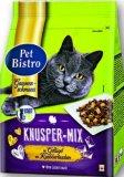Suha hrana za mačke Pet Bistro Gaumenschmaus Knusper-Mix 800 g