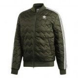Adidas sst quilted, muška jakna, zelena