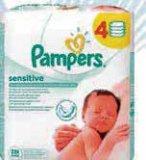 Dječje vlažne maramice Pampers 4pack