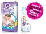 -15% na sve Violeta Double Care pelene za bebe