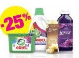 -25% na sve Ariel i Lenor proizvode za pranje rublja