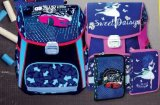 Školska torba anatomska 3u1 Street Car Racing ili Street Sweet Daisy