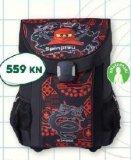Školska torba anatomska Lego Ninjago Team Ninja
