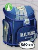 Školska torba anatomska Real Madrid