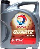Motorno ulje Total Quartz 9000 5W40 5 l
