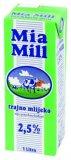 Trajno mlijeko 2,5% m.m. Mia Mill 1 l
