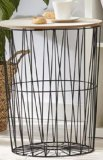 Stol s košarom 40x50 cm