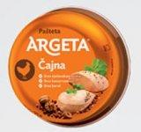 Čajna kokošja pašteta Argeta 95 g