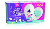 Papirnati ručnici Teta Violeta Love 3/1