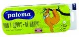 Toaletni papir Special edition Paloma 3-sl. 10/1