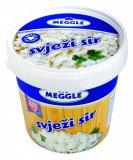 Svježi sir Meggle razne vrste 1 kg