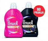 Deterdžent za fino pranje rublja Perwoll color + black pakiranje 2x2,7 L