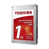 "Hard disk 3.5"" sata-3 1tb toshiba 7200rpm 64mb-cache - p300"