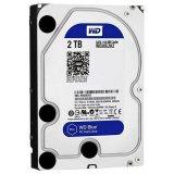 "Hard disk 3.5"" sata-3 2tb western digital 5400rpm 64mb-cache - caviar blue"