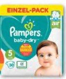 Pelene ili pelene-gačice Pampers Baby dry