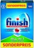Tablete za perilicu posuđa All in 1 Finish 100/1