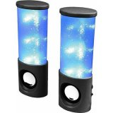 Satzuma Zvučnik light wave speaker - black