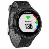 Sportski smart sat GARMIN Forerunner 235 WHRM crno/sivi (sa senzorom za otkucaje srca na zapešću)